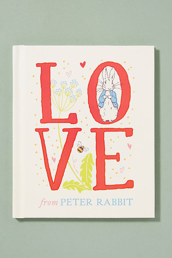 Love From Peter Rabbit - Red