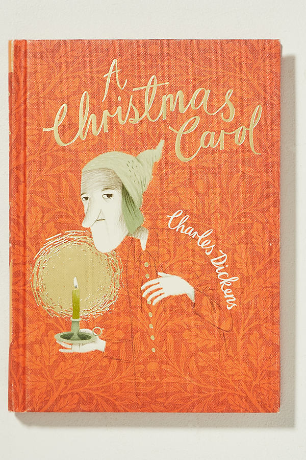 A Christmas Carol - Dark Orange