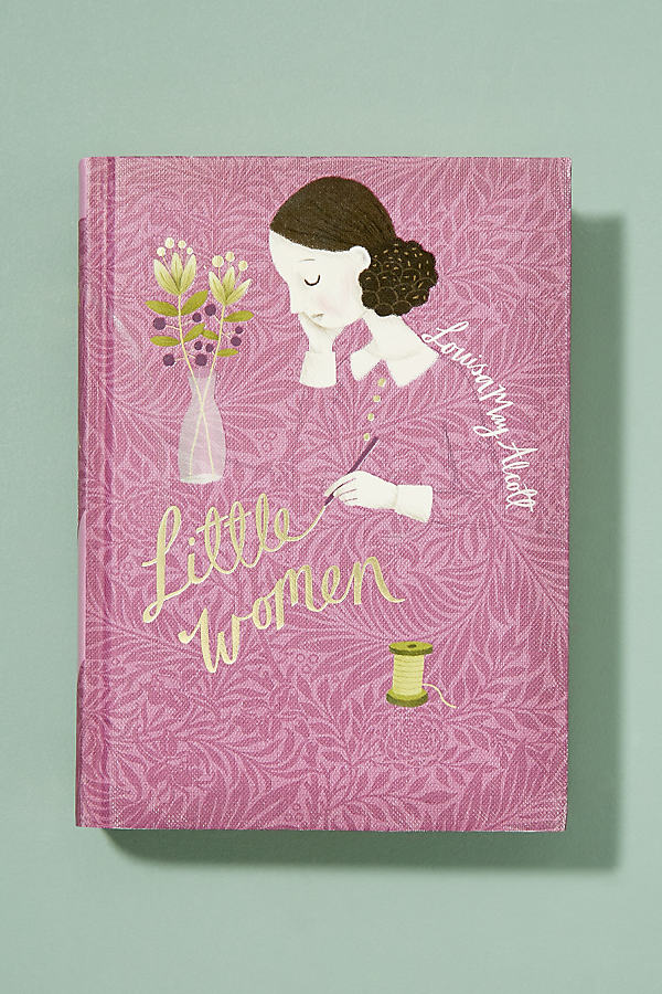 V&A: Little Women - Purple