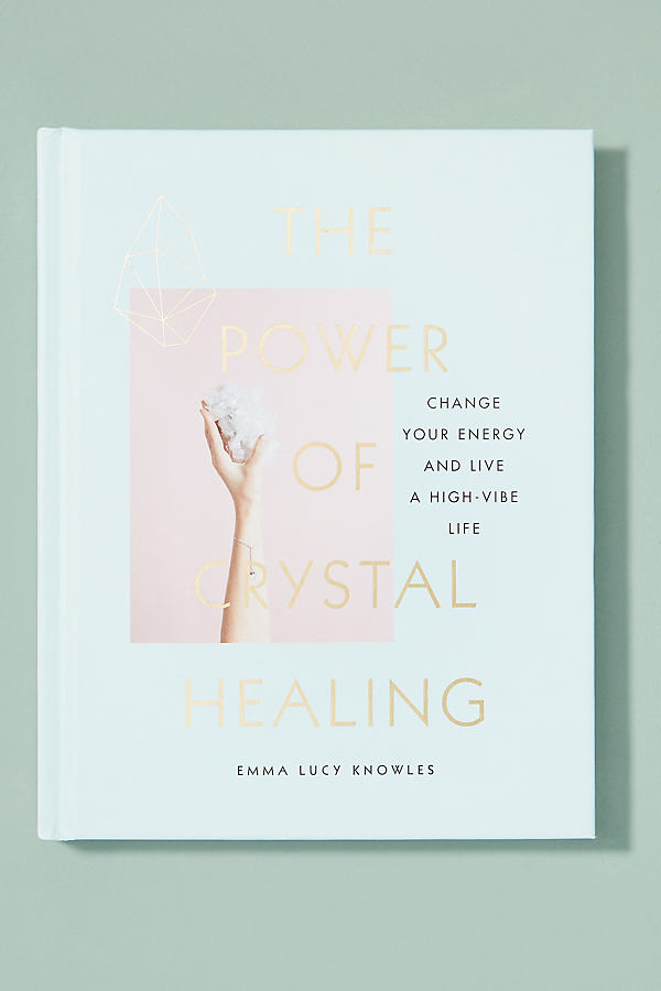 The Power of Crystal Healing - Blue