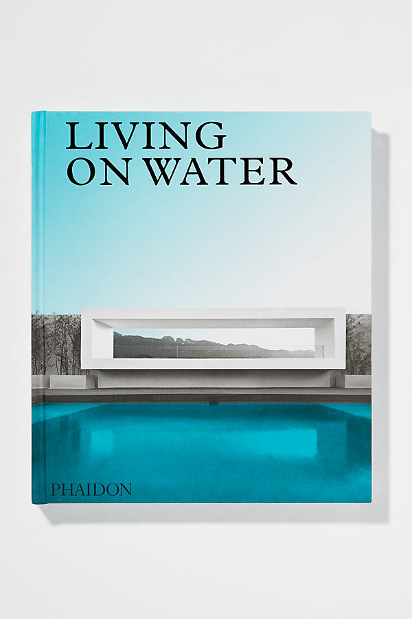 Living On Water - Turquoise