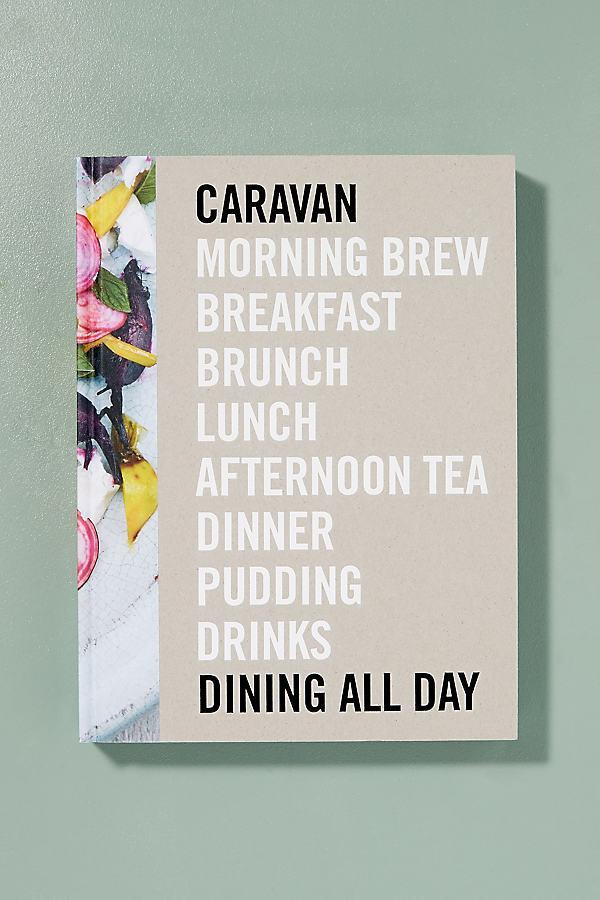 Caravan Dining All Day - Sortiert