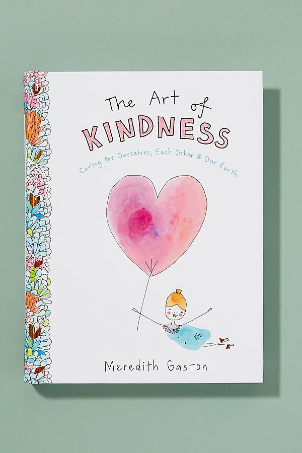 The Art of Kindness - White