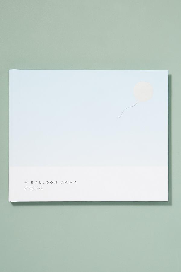 A Balloon Away - Grau