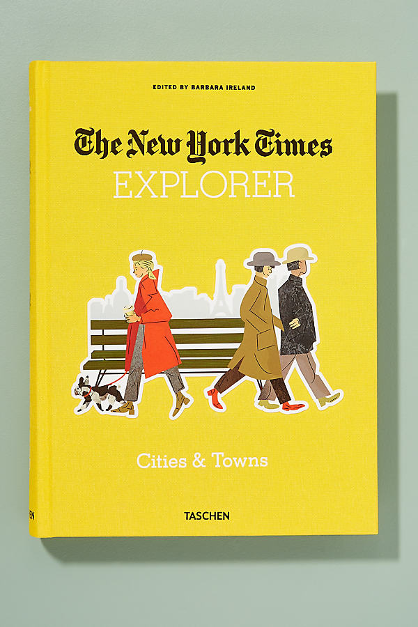 The New York Times Explorer: Cities & Towns - Y...