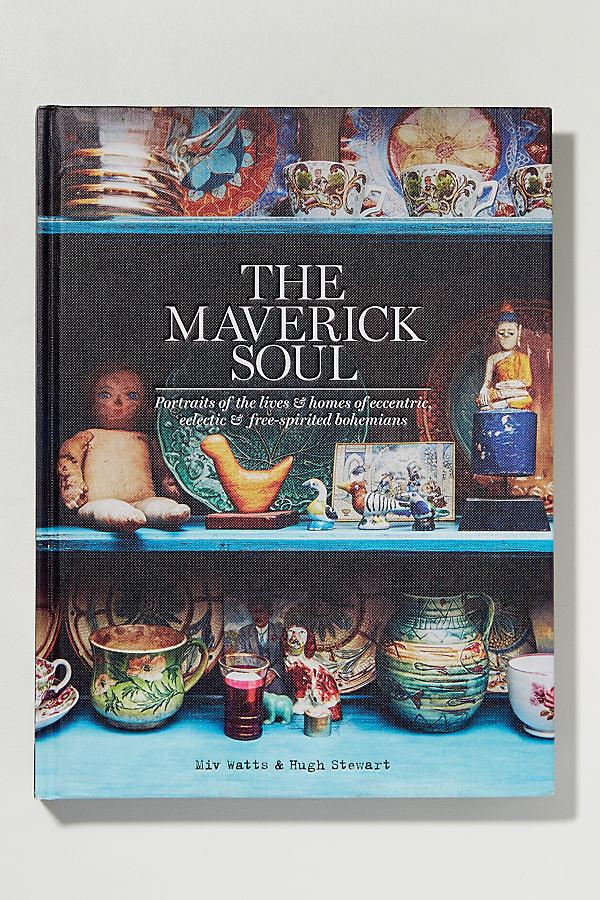 The Maverick Soul - A/s
