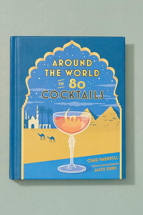 80 Cocktails - Dark Blue