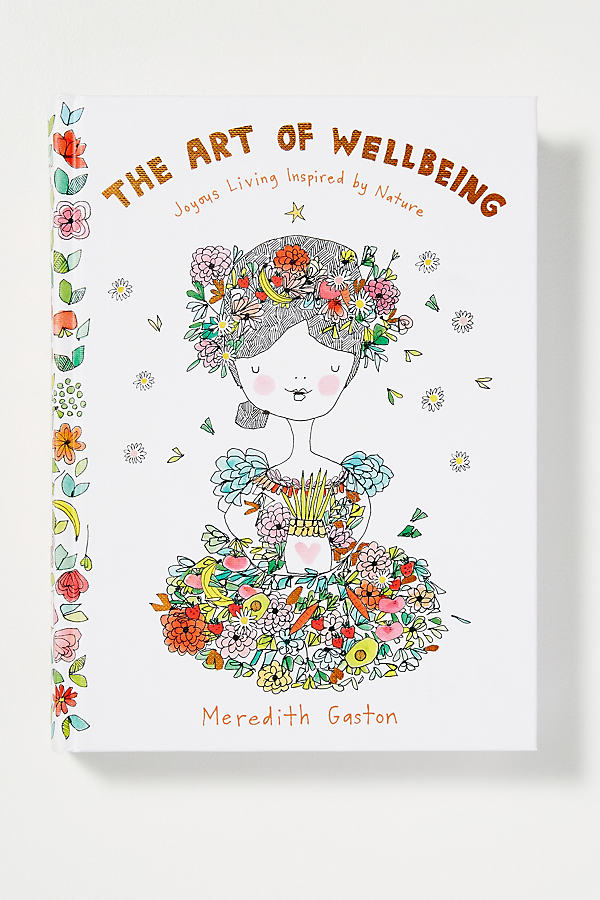 The Art Of Wellbeing - White