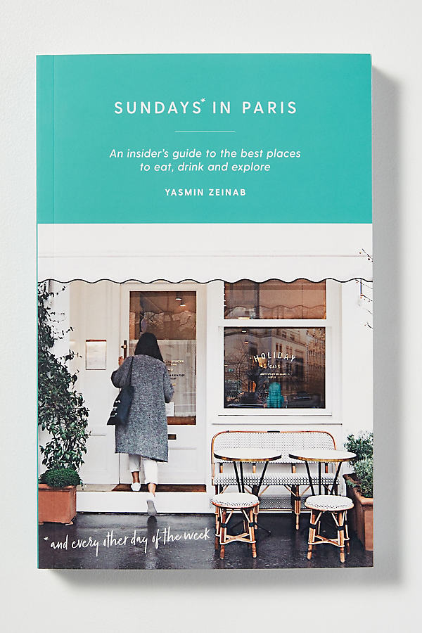 Sundays In Paris - A/s