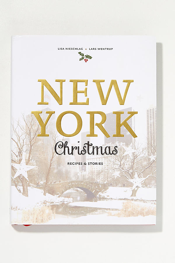 New York Christmas - White