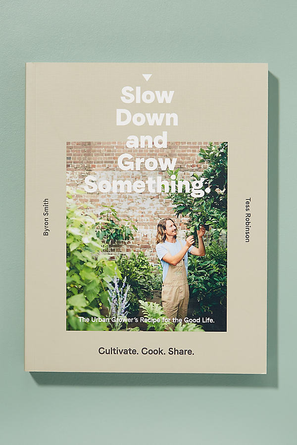 Slow Down and Grow Something - Assorted