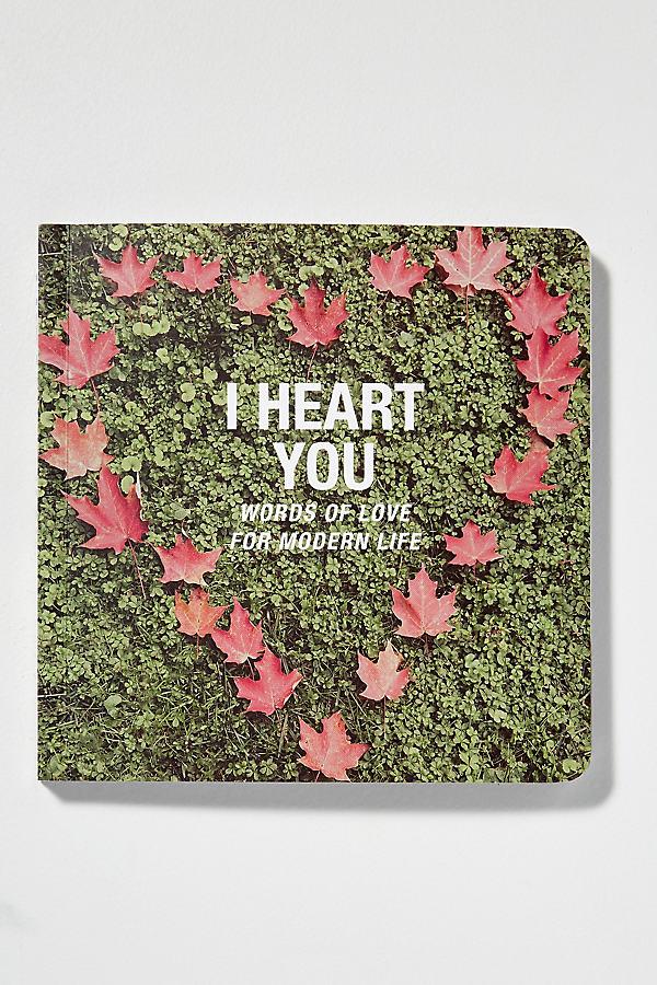 I Heart You - Green