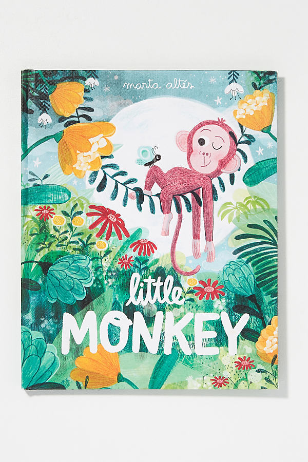 Buch: Little Monkey - Green
