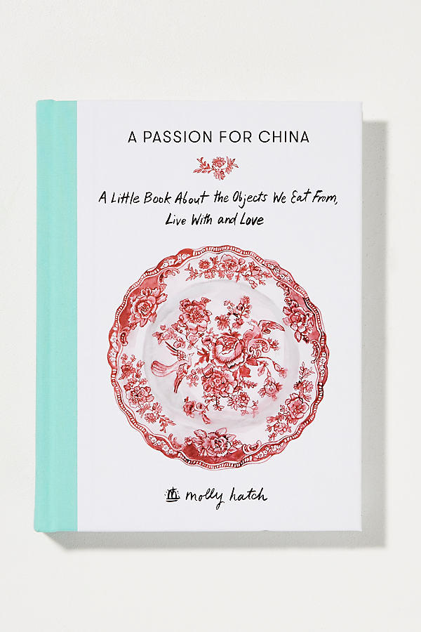 A Passion For China - White