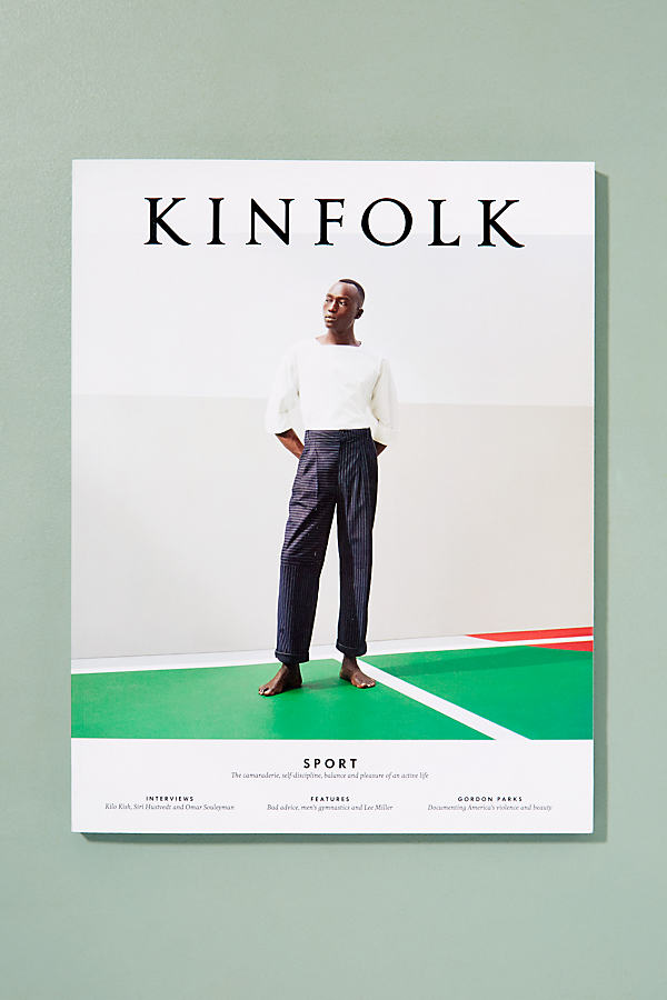 Kinfolk Magazine - White