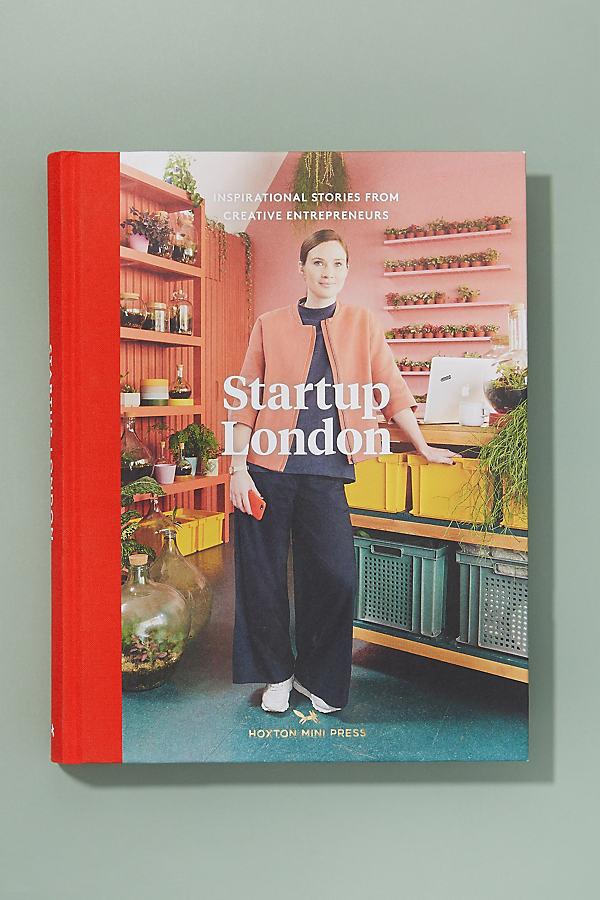 Startup London - Sortiert