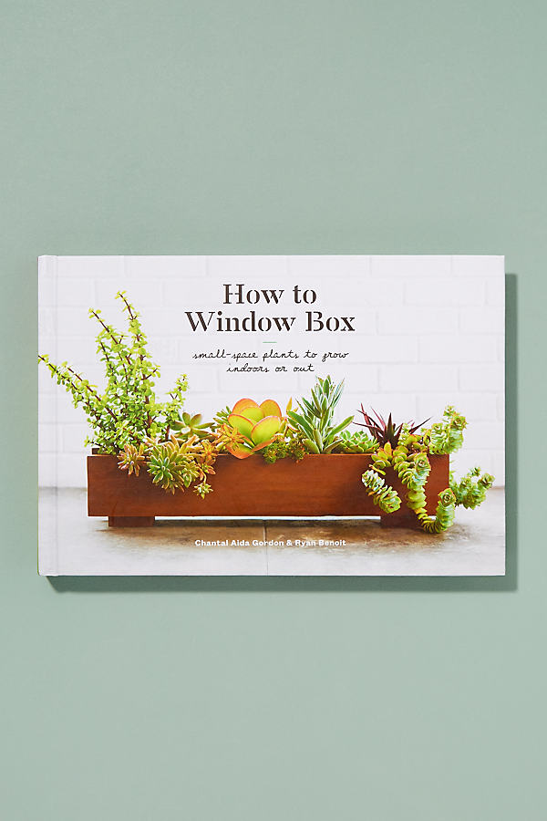 How To Window Box - A/s