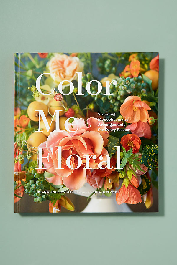 Colour Me Floral - Verschiedene