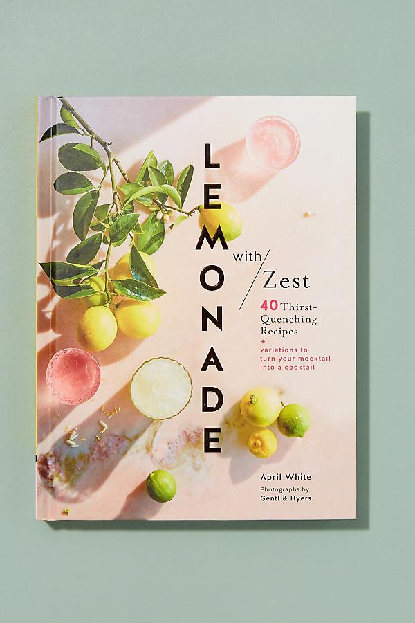 Lemonade With Zest - Pink