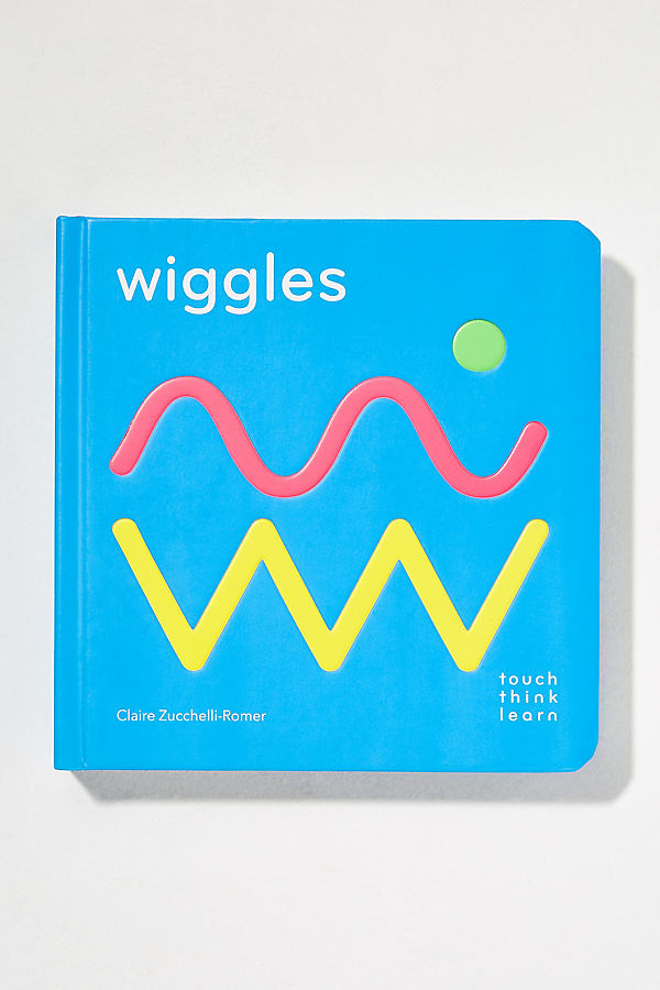 Touch Think Learn: Wiggles - Blue Motif