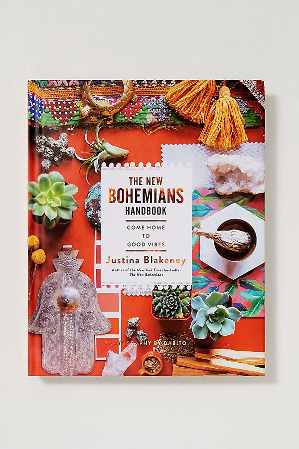 The New Bohemians Handbook - Medium Orange