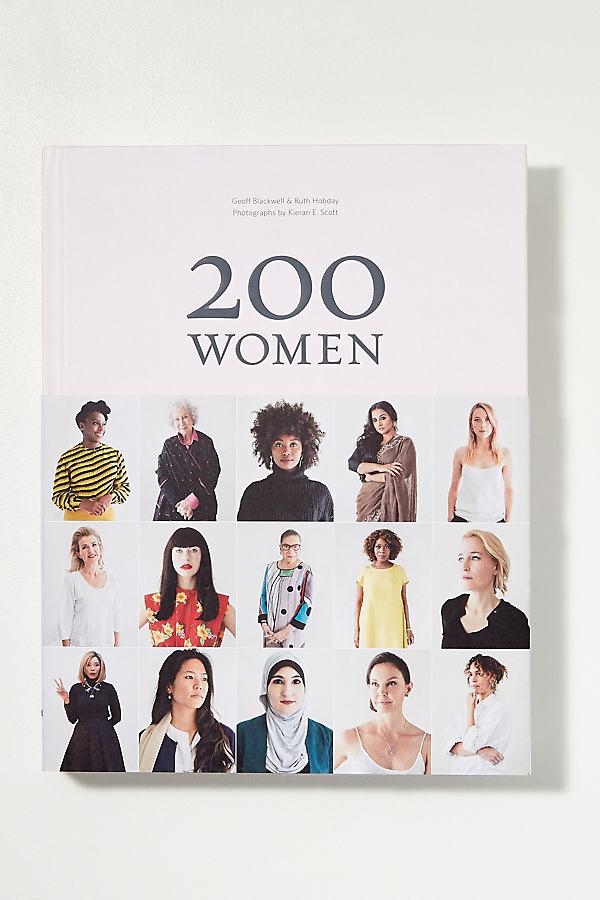 200 Women - White