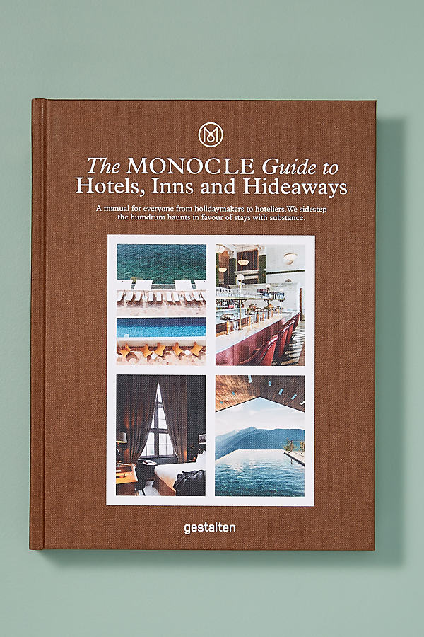 Monocle Guide To Hotels, Inns and Hideaways - B...