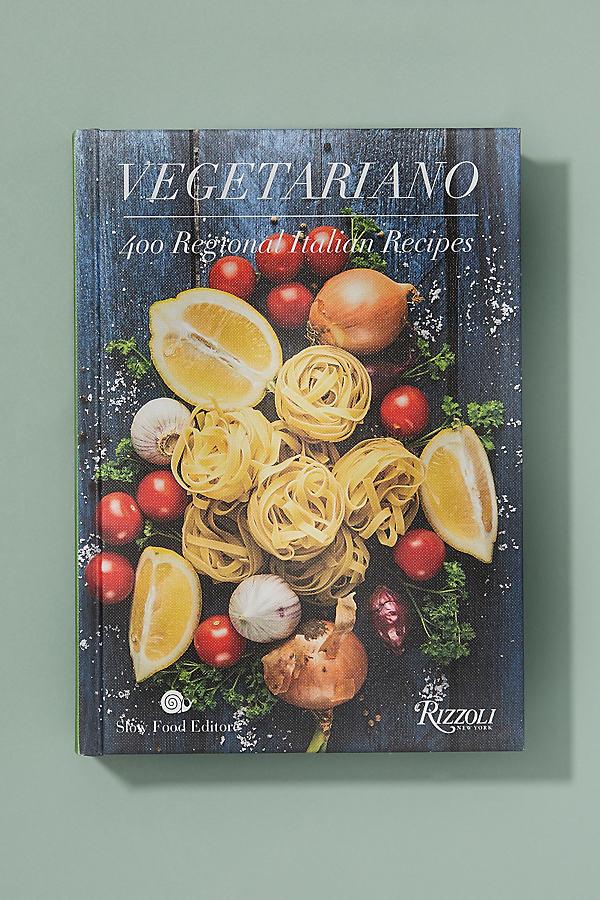 Vegetariano: 400 Regional Italian Recipes - Assorted