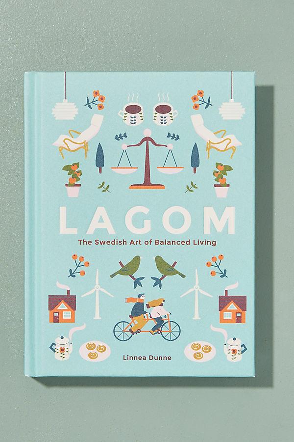 Lagom - Turquoise