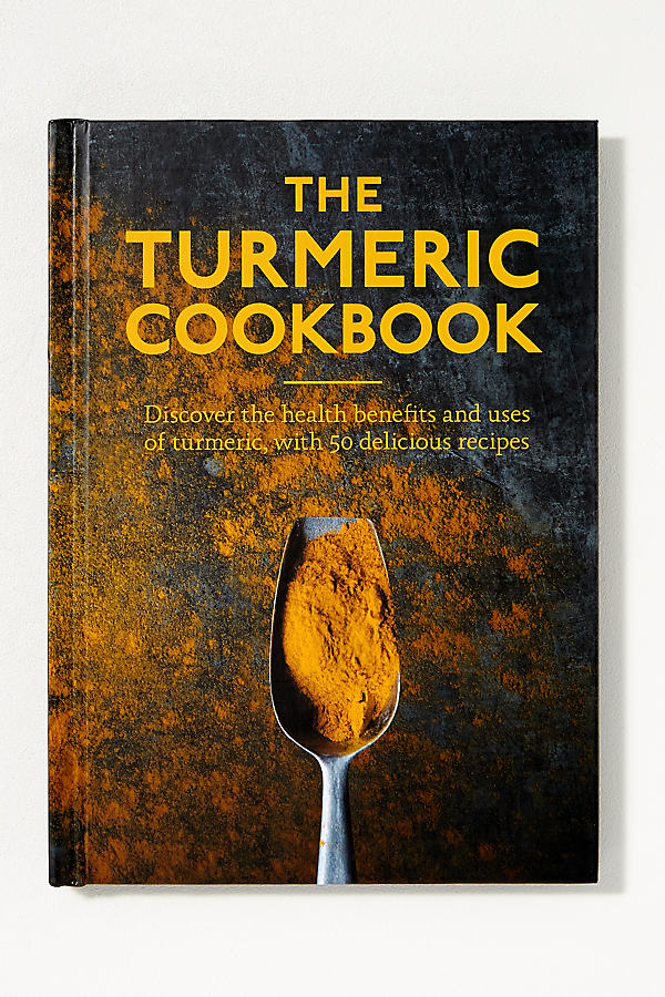 The Turmeric Cookbook - Dark Grey