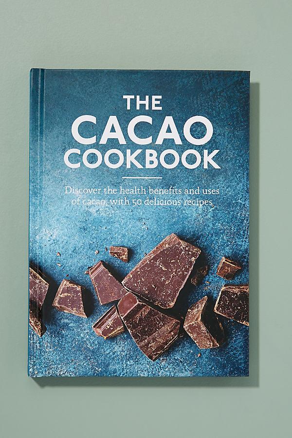 The Cacao Cookbook - Blue
