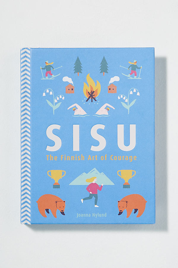 Sisu: The Finnish Art of Courage - Blue