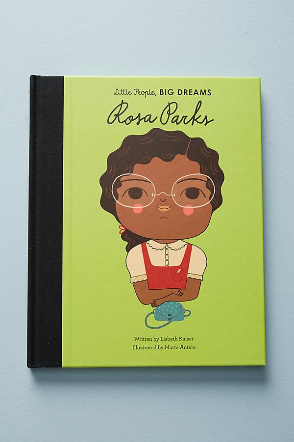 Little People, Big Dreams - Rosa Parks