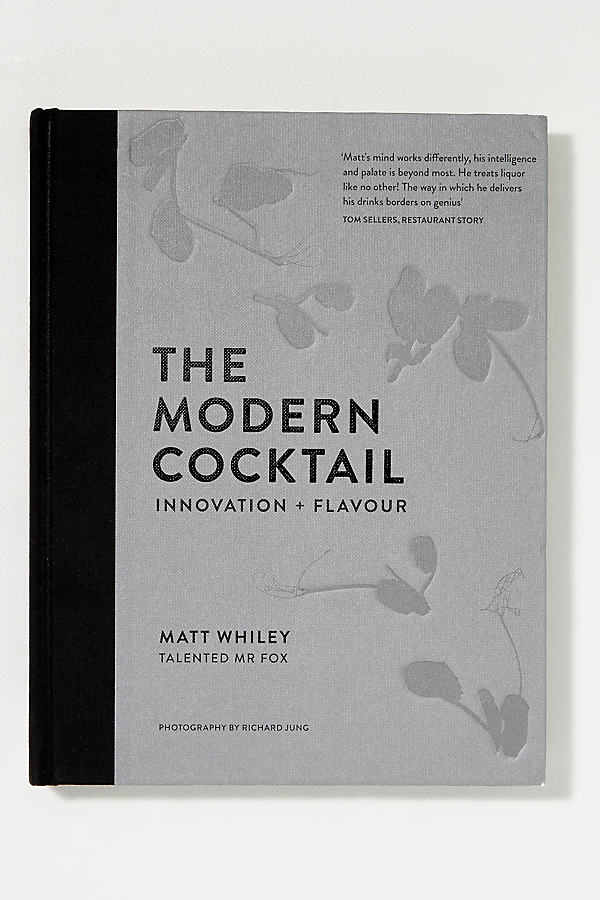 The Modern Cocktail - Light Grey