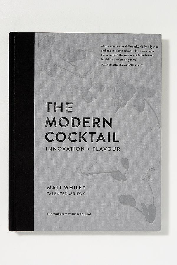 The Modern Cocktail - Light Grey