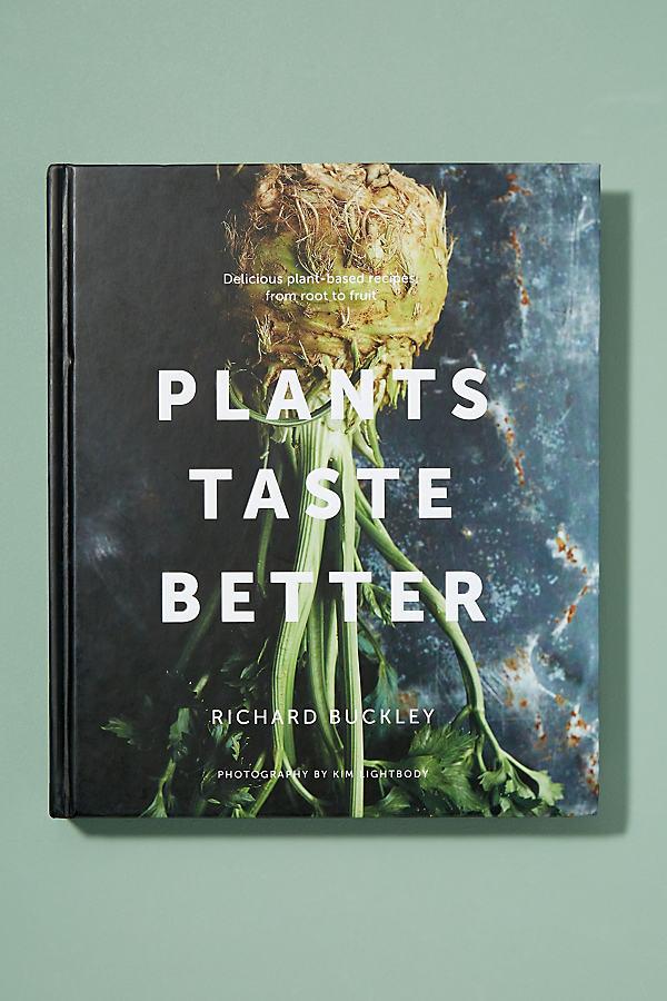 Plants Taste Better - Grey