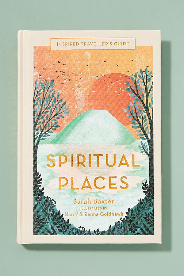 Spiritual Places - Beige