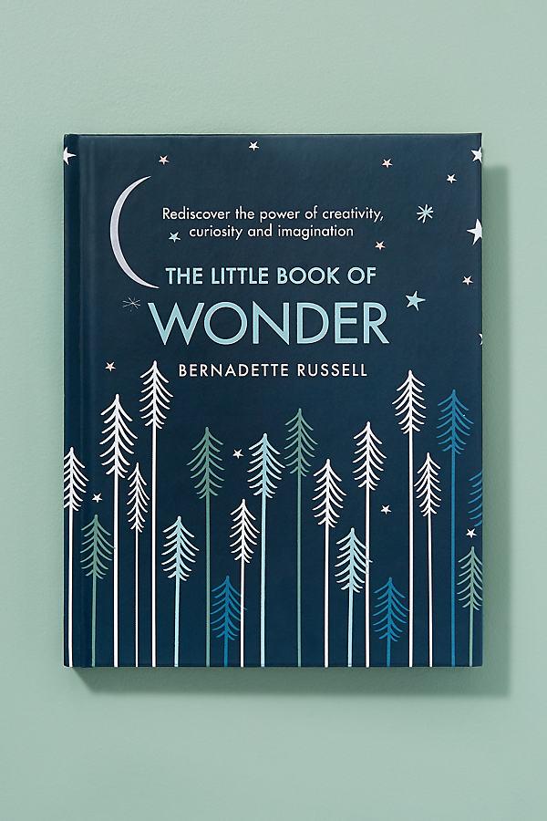 The Little Book Of Wonder - Blue