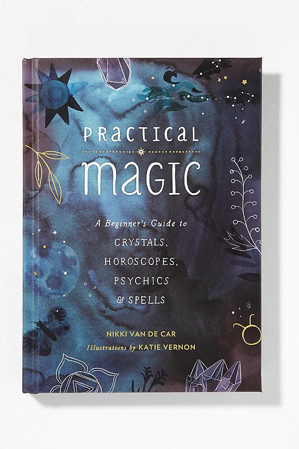 Buch: Practical Magic - Dark Blue