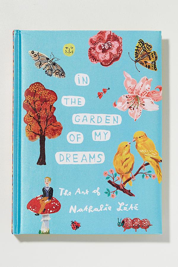 Buch: In The Garden Of My Dreams - Blue