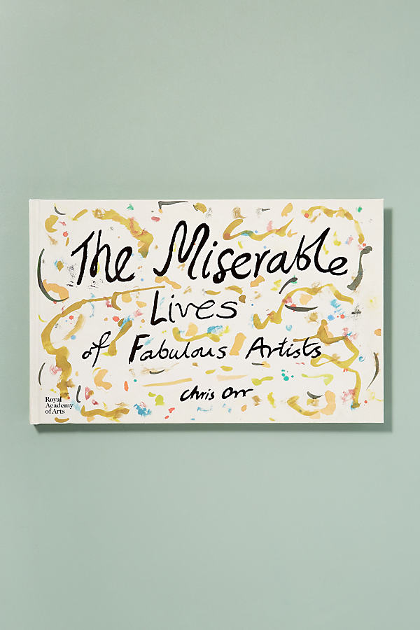 The Miserable Lives of Fabulous Artists - Beige