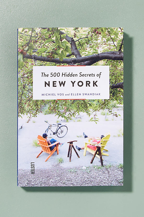 500 Secrets of New York - Verschiedene