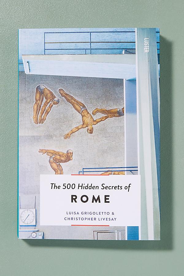 500 Secrets of Rome - A/s