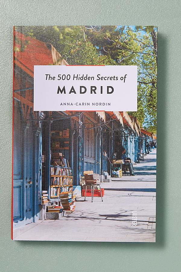 500 Secrets of Madrid - A/s