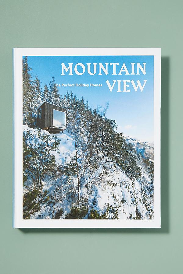 Mountain View - Blue