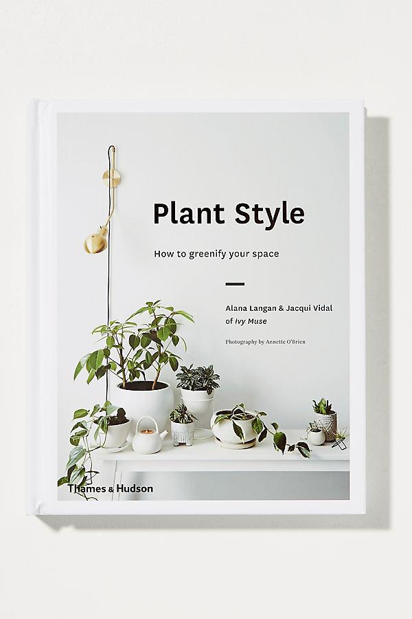 Plant Style - White