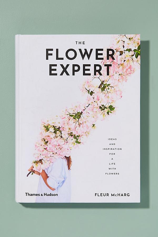 The Flower Expert - White