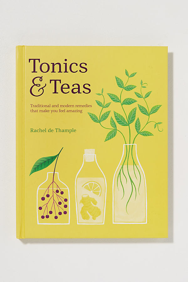 Tonics und Tee - Yellow Motif