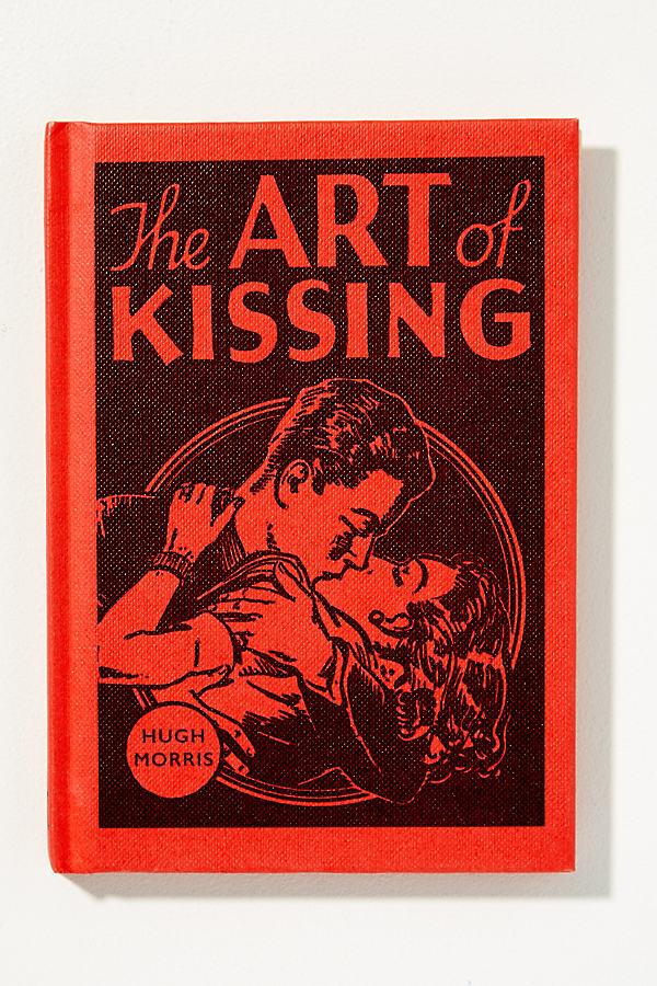 The Art Of Kissing - Light Red