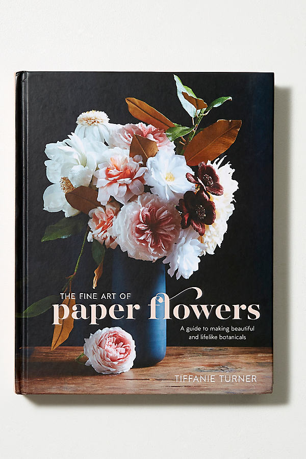 The Fine Art Of Paper Flowers - Pink